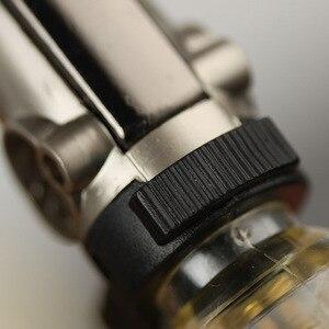 Image 5 - Pistola de pulverização para soldagem, portátil, tocha, anel chaveiro, isqueiro de gás butano, turbo 1300 c, à prova de vento, bico de charuto, isqueiro ao ar livre,