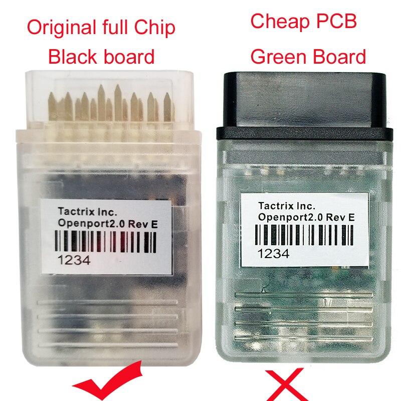 openport 2.0 ecu chip tuning tool compare
