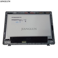 JIANGLUN LCD Touch Screen Assembly With Frame For Acer Aspire V5 122P V5 132P Lcd Touch Screen & Bezel B116XAN03.2 6M.M91N1.002