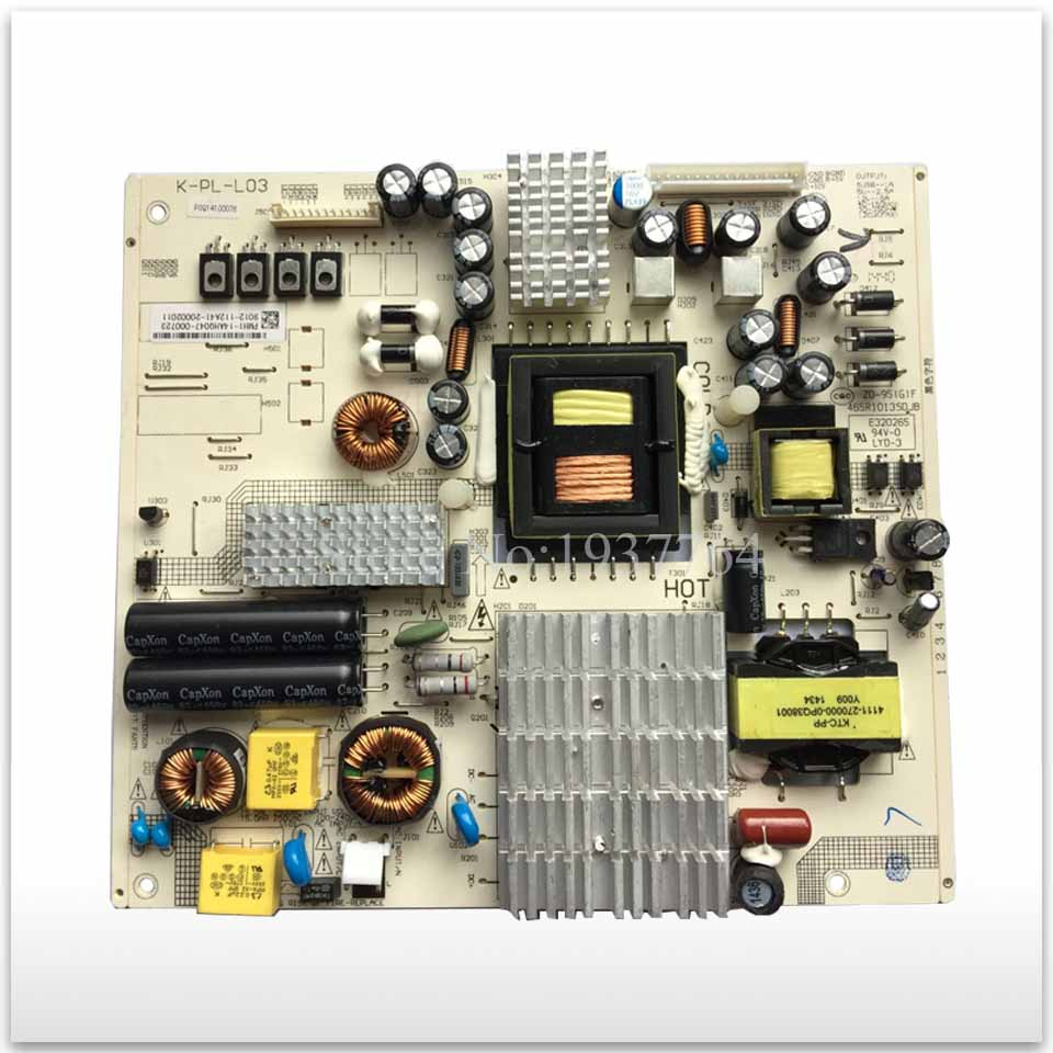 used power supply board K-PL-L03 465R1013SDJB good working original tc32lx1d power supply board tnpa3071 used board good working