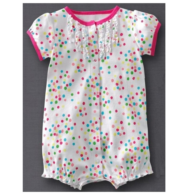 06e6de92d Jumping Beans Baby girl clothes Baby s Romper One pieces Clothes ...