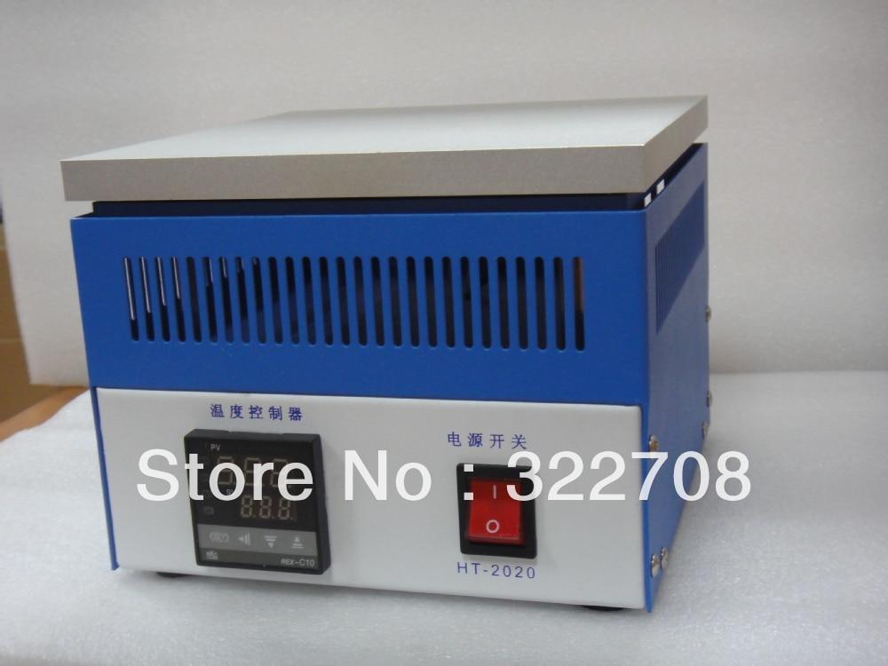 Spedizione gratuita HT-2020 termostati per riscaldamento stazione di - Attrezzatura per saldare - Fotografia 3