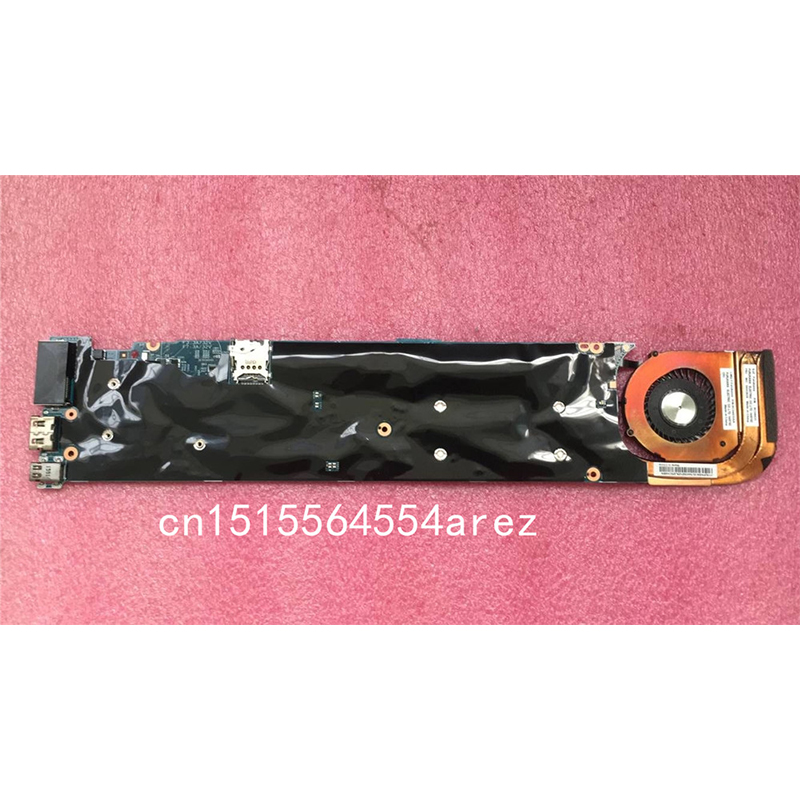 Original laptop Lenovo ThinkPad X1 CARBON TYPE 20A7 20A8 motherboard mainboard i7 i7 4600 CPU 8GB
