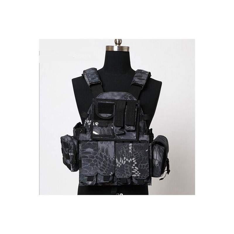 ФОТО  Hot Selling CIRAS MAR Tactical Vest  Kryptek Camo Airsoft Military Molle Plate Carrier Vest For Man Wholesale