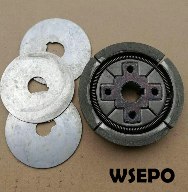 Chongqing Quality! Clutch Assy for EH12/EH12-2D air cooled 4 stroke Small Gasoline Engine Powered Tamping Machine