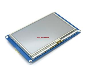 Image 3 - Nextion 4.3 HMI Intelligent Smart USART UART Serial Touch TFT LCD Panel Display Module For Raspberry Pi 2 A + B + ARD Kits