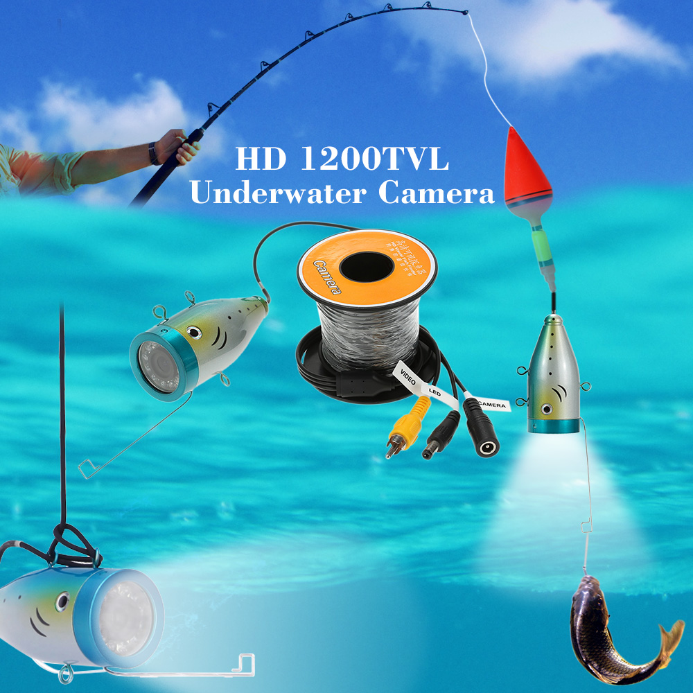 Popular fish finder china buy cheap fish finder china lots for Underwater fishing camera