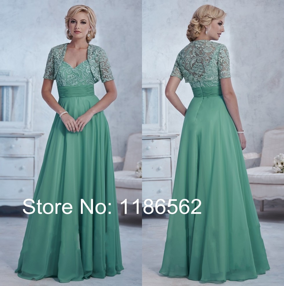 Green Mother of the Groom Dresses   Dress images