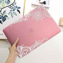 Batianda capa dura emborrachada, capa para apple macbook air 11 13 polegadas novo pro 12 13 15 retina barra de toque a2179 a2141 capa para notebook