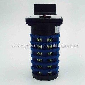 Image 3 - Máquina giratoria para soldadura interruptor de soldador 32A, 6 fases, 10 posiciones, interruptores de leva universales, KDHC 32/6*10