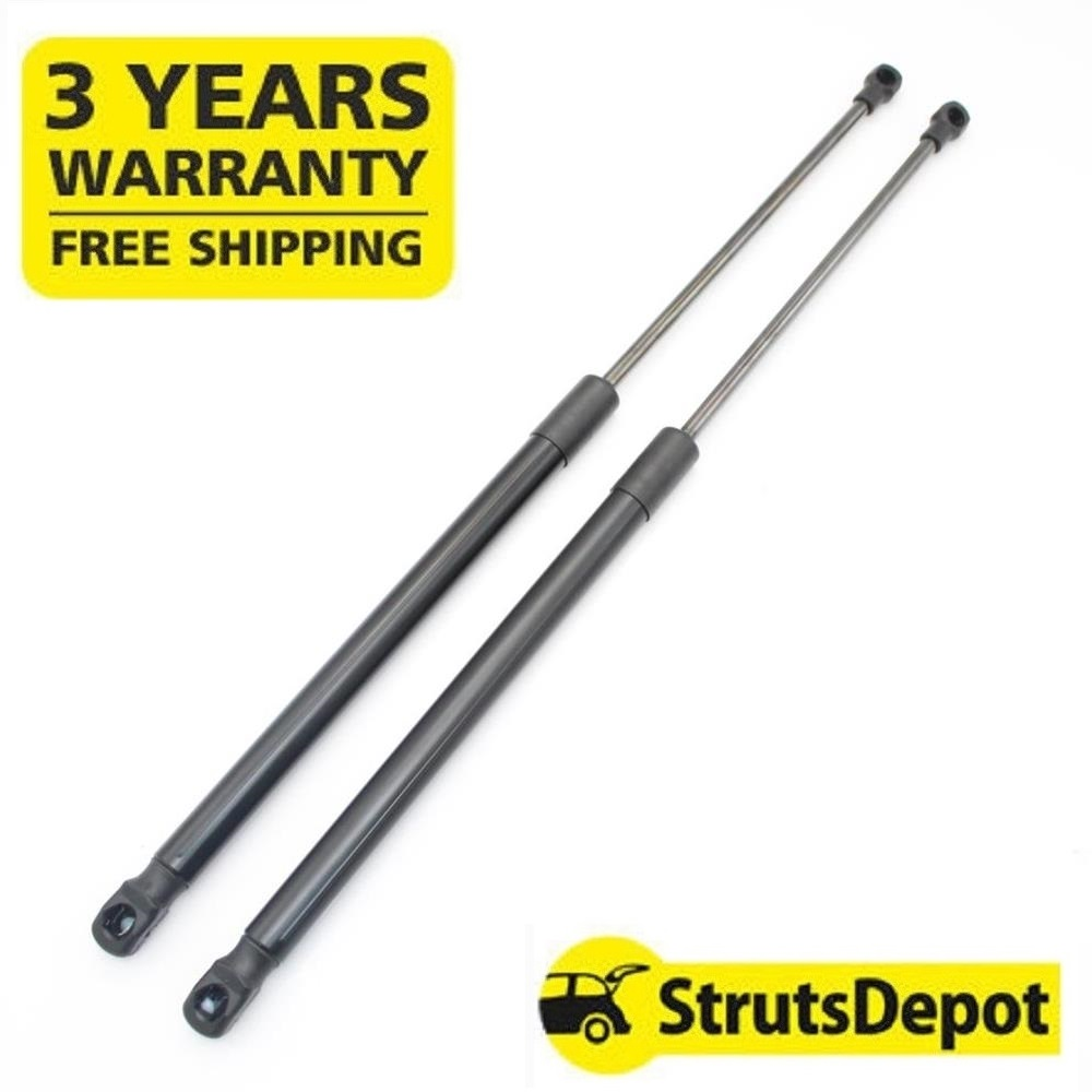 2Pcs For SEAT IBIZA 2009 2010 2011 2012 2013 2014 2015 Car-Styling Tailgate Gas Spring Struts Boot Shock Lifter
