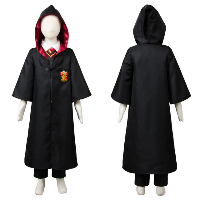 image  sc 1 st  Aliexpress & Online Shop 2017 Hot Sale Kid Gryffindor Robe Costume Child School ...