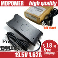 MDPOWER For DELL Latitude E5500 E5510 E5520 Notebook laptop supply power AC adapter charger cord 19.5V 4.62A 90W