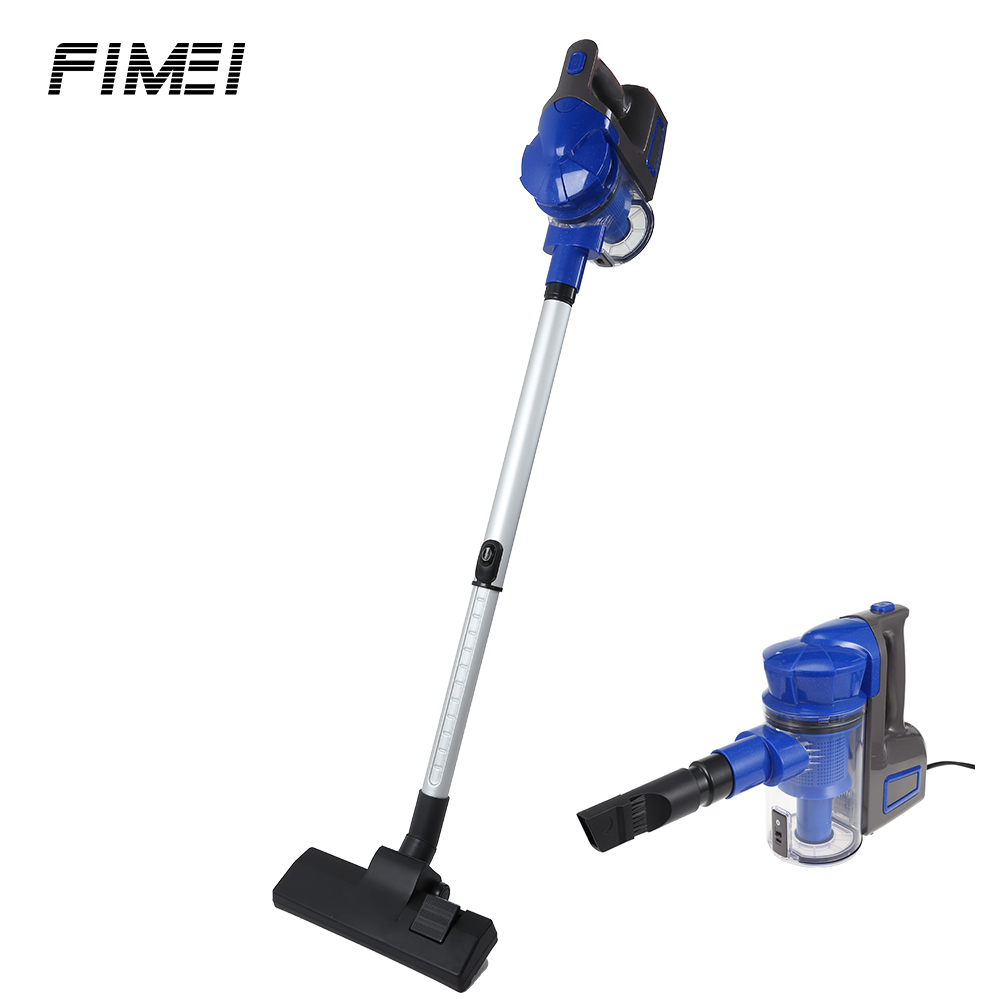 Portable Handheld Vacuum Cleaner Dust Collector Aspirator With 700W Strong Suction + 3 Cleaning Brushes Cleaning Home Appliances цена и фото