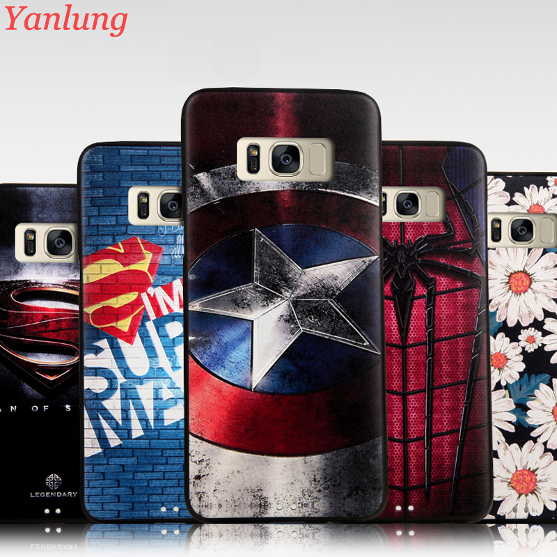 Soft Leather Phone Cases for Samsung Galaxy S Plus Coque Relief Cool