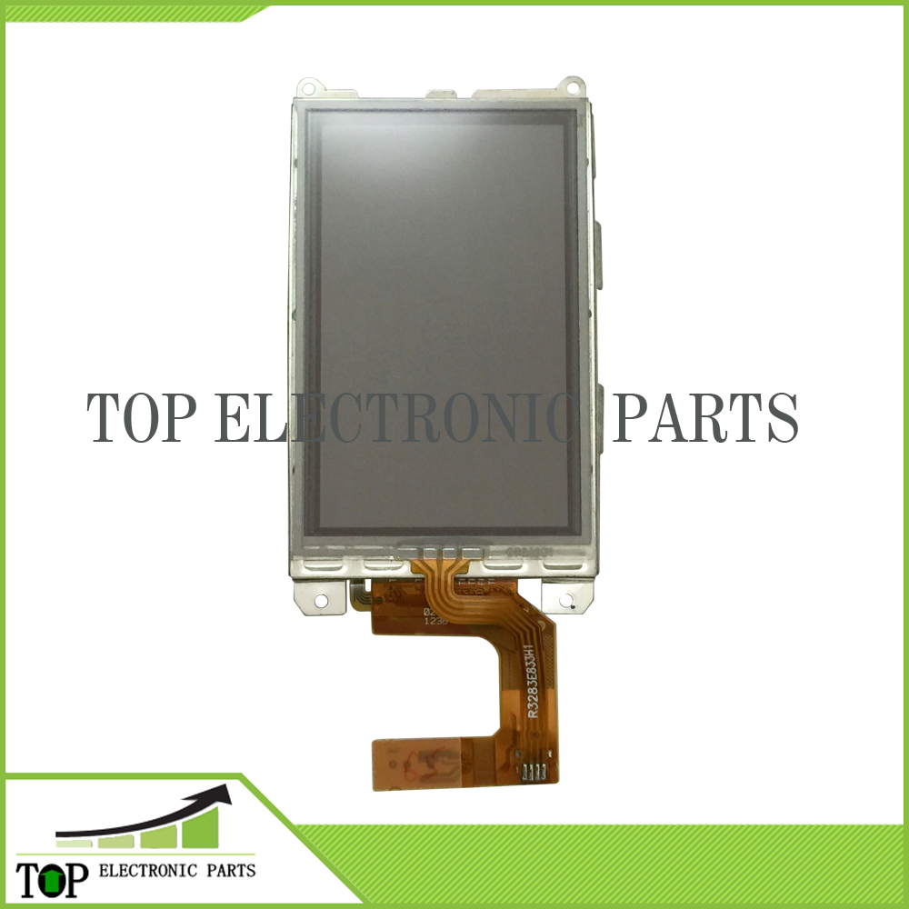 Original used tested  for Garmin Alpha 100 LCD display  screen with touch panel touch screen  Digitizer  used 100