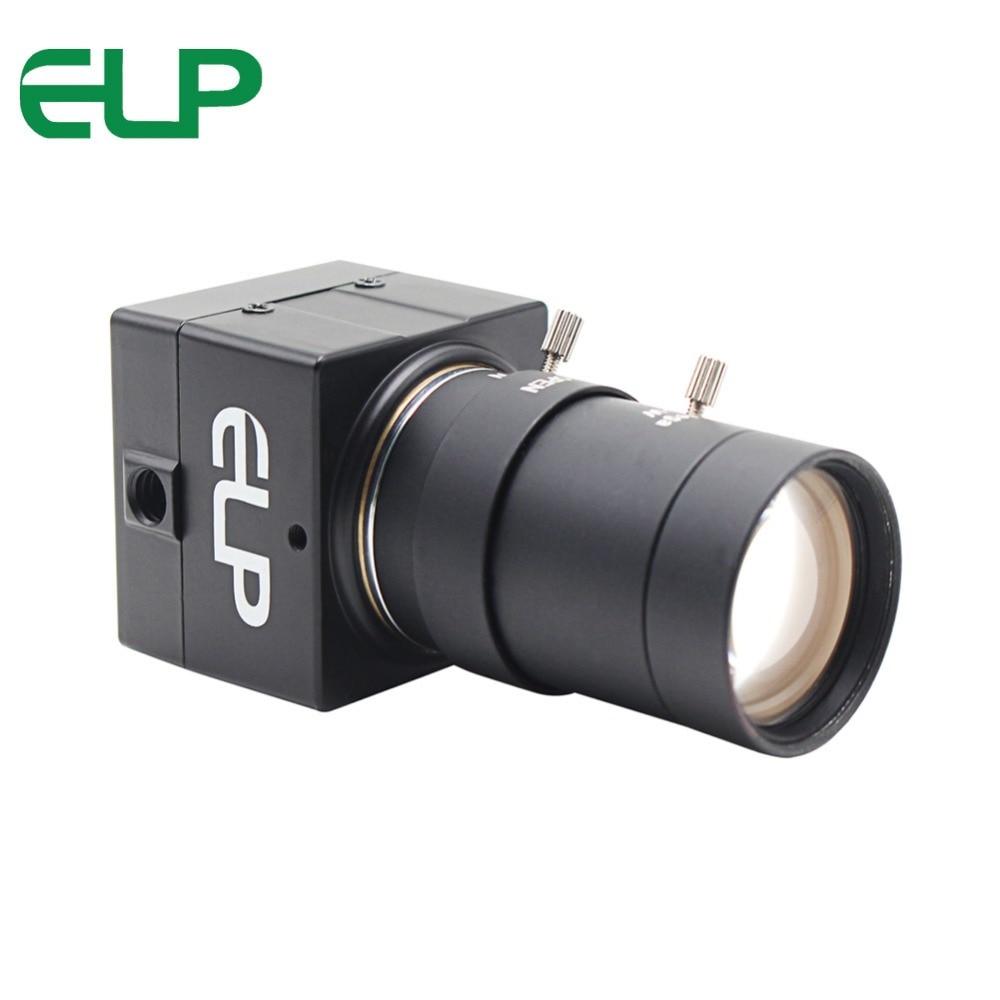 CCTV 5-50mm Varifocal lens 1/2.7 CMOS OV2710 High resolution UVC Mini USB Webcam Camera for Video Conference qhy5p ii c 5 0 megapixels 1 2 5 inch cmos camera with free a 8mm cctv lens