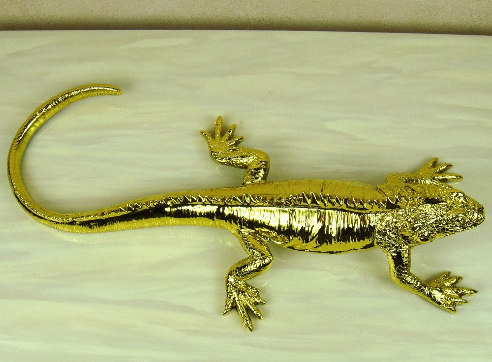 Fantastic Lizard Wall Decor Composition - Wall Art Collections ...