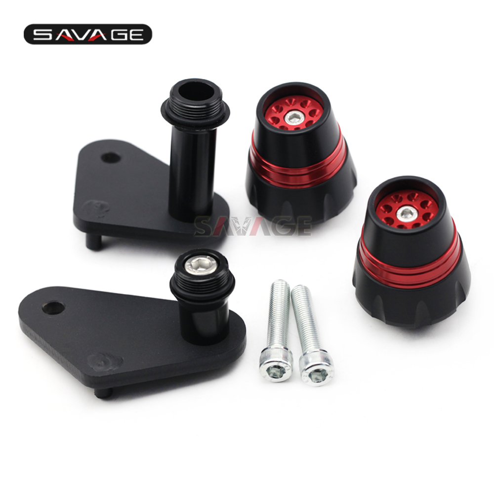 Frame Slider Crash Protector For YAMAHA XJ6 DIVERSION 2009-2013 10 11 12 Motorcycle Accessories Bobbins Falling Protection