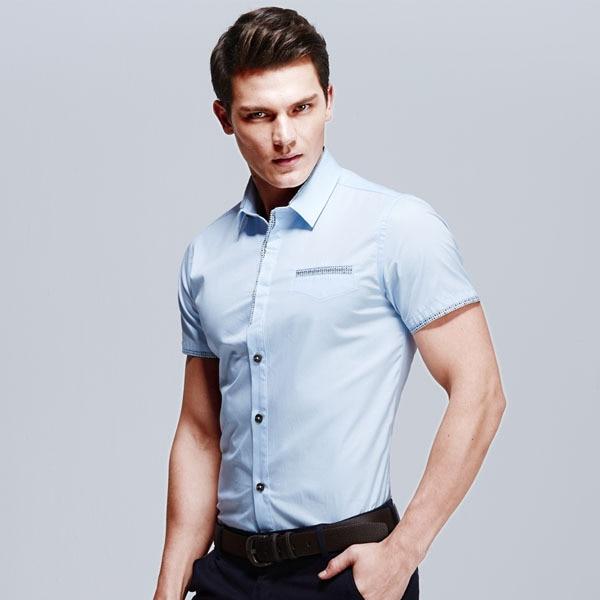 Aliexpress.com : Buy European Design Plus size Summer Mens Dress ...