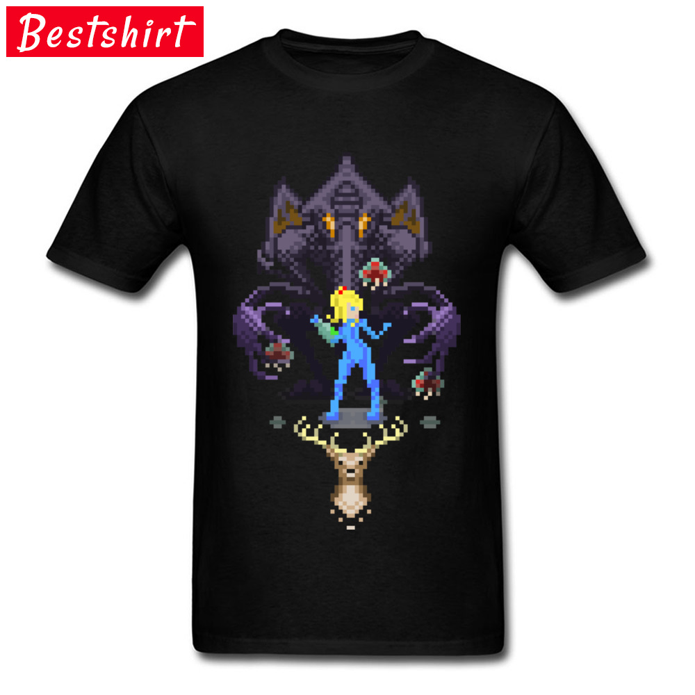 christmas-deer-force-pixel-game-tshirts-2019-font-b-the-b-font-font-b-walking-b-font-font-b-dead-b-font-est-men's-norway-t-shirts-funny-designers-create-t-shirt