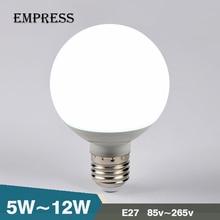 Led Bulb Lamp 220V 110V lampada led light E27 5W 7W 9W 12W Energy Saving Lamps SMD 5730 LED Lights & Lighting for Pendant Lamp