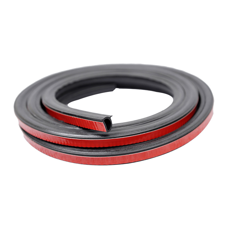 3M Large D-Type Weather Strip Car Door Seal Rubber Trim Boot Edge Protector Van