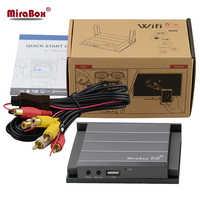 Mirabox 5g Auto wifi Mirrorlink Box Unterstützung Youtube Mirroring Für iOS12 Telefon Für Android Telefon Auto & Home Mirrorlink box Mit HDMI