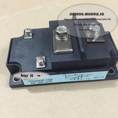 NEW 200A 1000V 1DI200Z-100 MODULE Transistor thyristor module new 200a 1000v 1di200z 100 module transistor thyristor module
