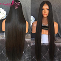 8A Silk Base Brazilian Virgin Human Hair Full Lace Wigs silky Straight wigs Silk Top Glueless Lace Front Wigs for black women