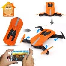 Minitudou RC Drone With Digital camera Elfie zero.3MP JY018 Foldable Mini Selfie Drone Wifi Quadcopter Dron One Key Return Helicopter