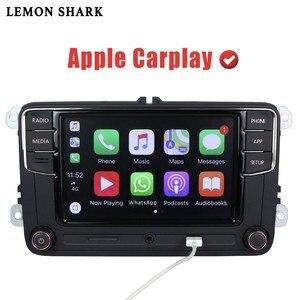Image 4 - RCD330プラスRCD330G carplay noname 6.5 mib車ラジオrcd 330グラム6RD 035 187B RCD510 vwゴルフ5 6ジェッタccティグアンパサートポロ