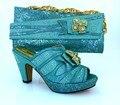 Африка Стиль Элегантный Женская Обувь И Сумки Набор Итальянской Летние сандалии Насосы Обувь С Сопрягая Мешки Для Партии Бесплатная Доставка MM1014