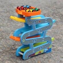 Цветные строительные блоки цветные цифровые игрушки в форме