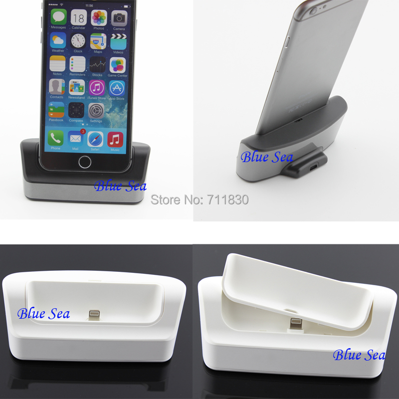 iphone 6 docking station data sync charger dock for iphone 6 plus 6s plus 5 5 quot inch 3077