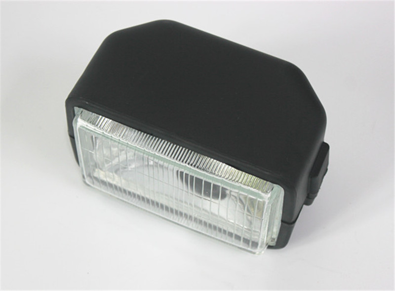 Motorcycle Headlight Box For Tomos Front Light Moped Headlight Puch For Peugeot Kinecti Hero Yumbo