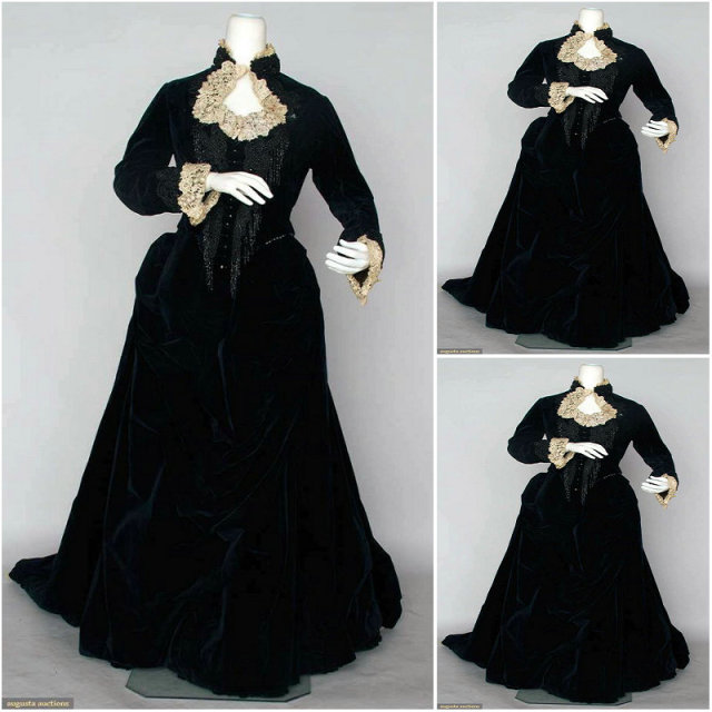On sale SC-1203 Victorian Gothic Civil War Southern Belle Ball Gown Dress  Halloween b0455c811206