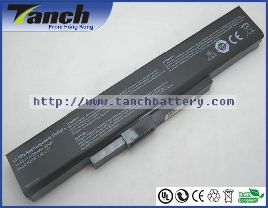 A41-C17 A42-C17 batterie d'ordinateur portable pour MEDION Akoya P7628 E7226T P7631T Medion MD 99280 14.4 V 4400 mAh