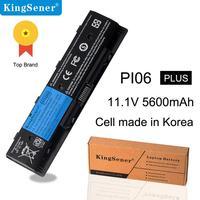 KingSener PI06 Laptop Battery for HP Pavilion 14 Pavilion 15 Series PI06 PI09 HSTNN UB4N HSTNN UB4O 710416 001 Korea Cell 62WH