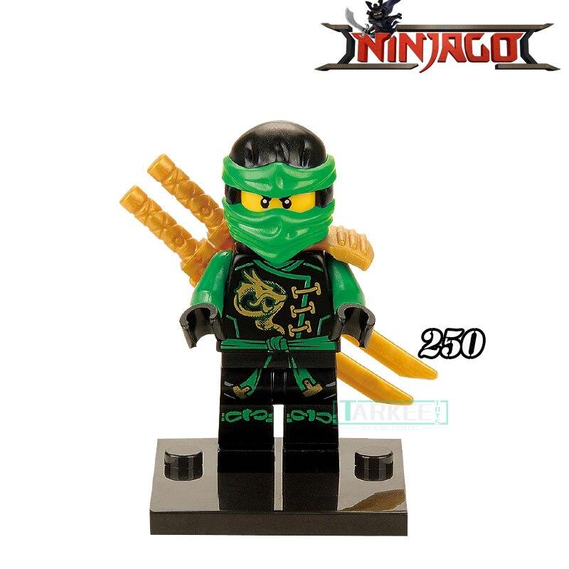 Single Sale Lloyd Ninja Curtis Kai Niya Nada Khan diy figures Superheroes Avengers Starwars Building Blocks Bricks Kids DIY Toys nada barbara