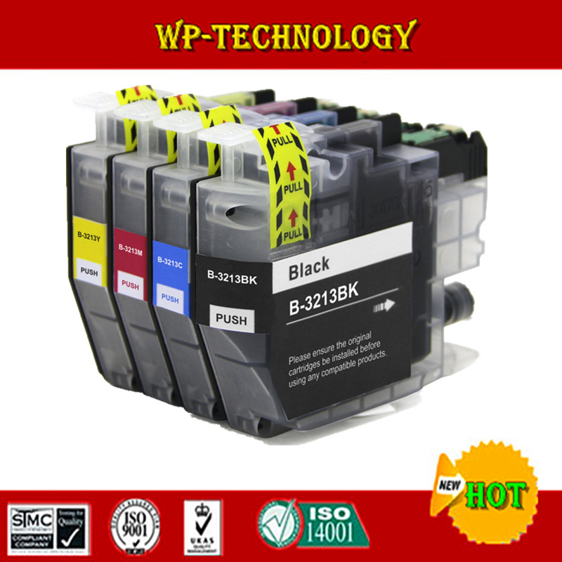 New Compatible Ink Cartridge for LC3213 suit For Brother DCP-J772DW DCP-J774DW MFC-J890DW MFC-J895DW [Europe Market]