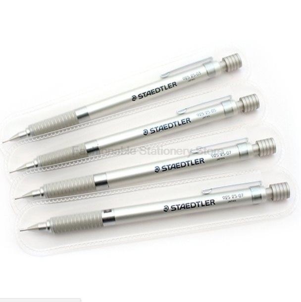 Genuine German STAEDTLER Staedtler 925 25 Metal   drawing   mechanical pencil 0.3   0.5   0.7   0.9   2.0mm rotring rapid pro metal mechanical pencil