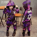 2017 Spring Boy Set Thermal Children Tracksuit Kids Clothing Suit Long SleeveT Shirt + Casual Long Pants 2pc Suit Clothes YL462