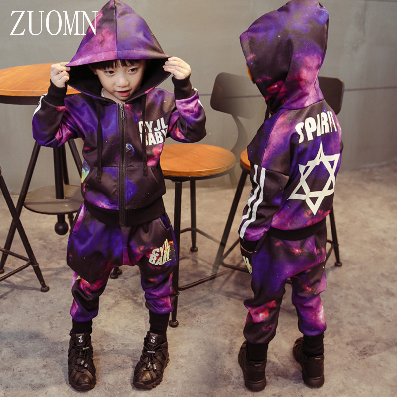Spring Boy Set Thermal Children Tracksuit Kids Clothing Suit Long Sleeve TShirt + Casual Long Pants 2pc Suit Clothes YL462 children clothing set long sleeve kids clothes boy clothes family clothing vetement garcon tracksuit 9a5207
