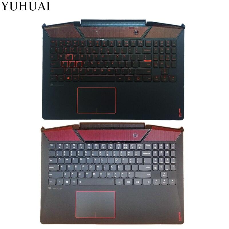 NEW US keyboard FOR LENOVO LEGION Y720 Y720 15 Y720 15IKB US keyboard