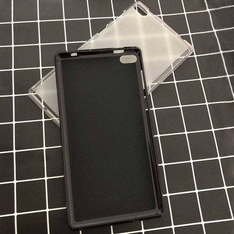 soft Silicone Clear TPU Back cover for Lenovo Tab4 Tab 4 7 inch TB-7504F TB-7504N/X for Lenovo Tab 7 TB-7504X(2017) tablet case планшет tab4 tb 7504x 7 16gb black lte za380040ru lenovo