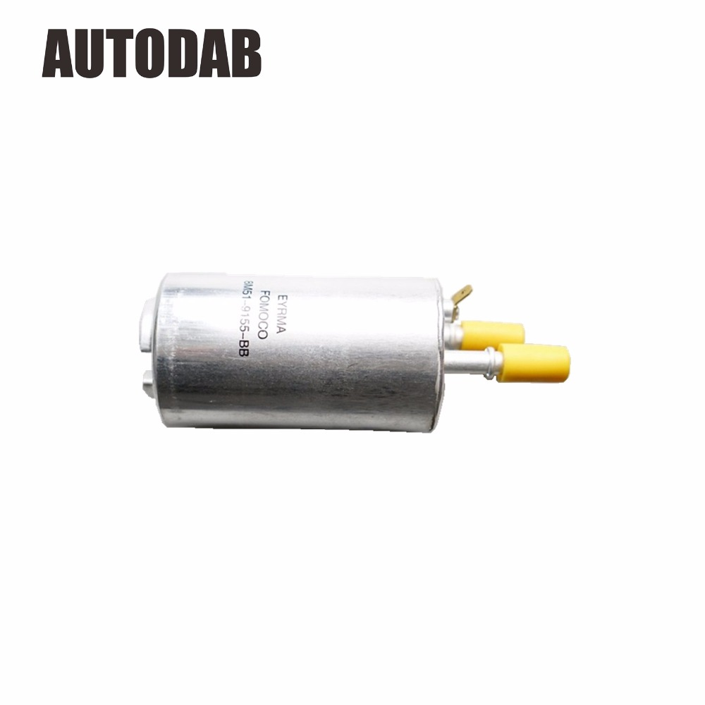 hight resolution of fuel filter for ford focus escape mondeo s max volvo s60 s80 s80l xc60 v40 v60