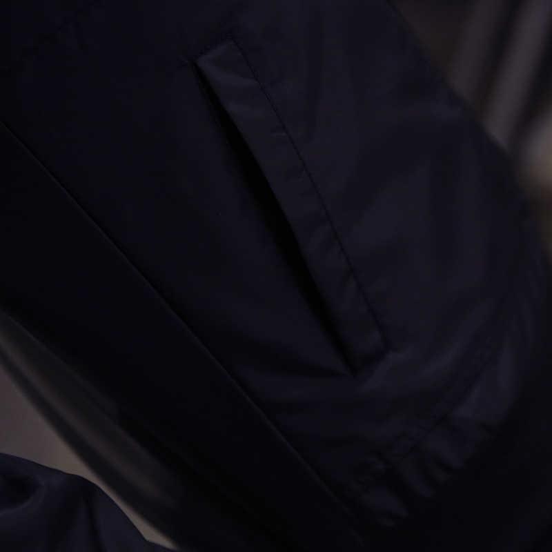 Бейсбольная куртка мужская весна осень бомбер повседневный мужской жакет тонкая ветровка мужская верхняя одежда на молнии тонкое пальто брендовая одежда 1044