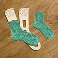 2 шт носок блокаторы подарок для вязальщицы Деревянный инструмент вязания идея подарка для мамы сестра подруга
