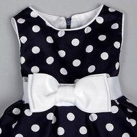 Flower Girl Kids Toddler Baby Polka Dot Princess Party Wedding Formal Tutu Dress Girls Dress